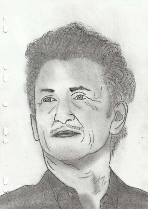 Sean Penn par merytamon